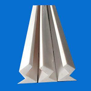 Piezas de mecanizado de tipo Z de PTFE