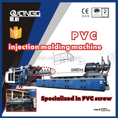 BIG PVC PLASTIC INJECTION MACHINE FOR LARGE PVC PIPE