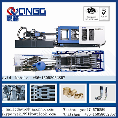 PVC/pipe/plastic tube specialty injection molding machine