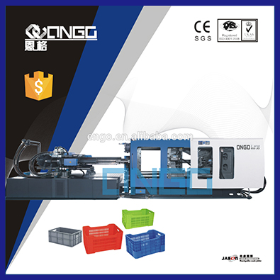 ONGO injection molding machine for crate