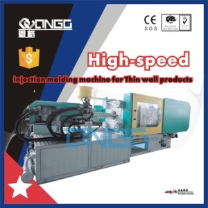 N450 Oil-Electric hybrid high speed injection molding machine