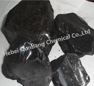 High temperature coal tar pitch