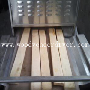 CE Standard Wood Microwave Dryer Dijual