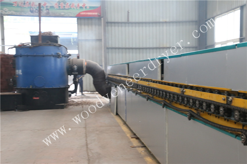 Biomass Furnace dryer