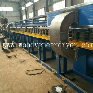 Biomass Veneer Drying Machine 40M