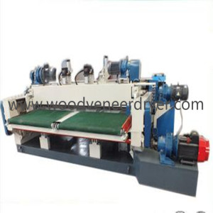 8 Feet Veneer Peeling Machine