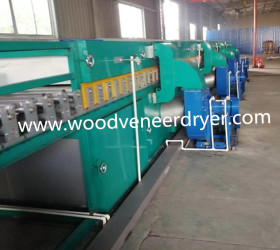 Face Core Veneer Dryer Machine