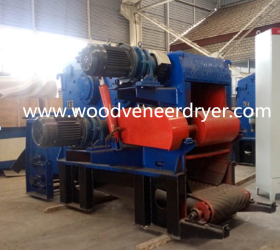 Wood Chipper Machine for Veneer Dryer