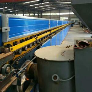 Conduction Oil Heating Roller Veneer Dryer