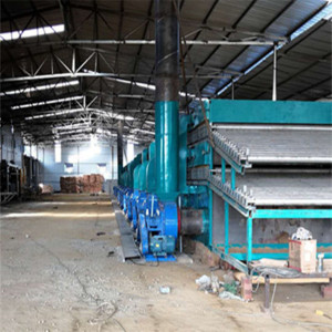 Face Plywood Veneer Drying Machine