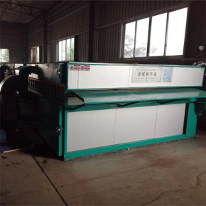 Rubber Veneer Drying Machine for Veneer Production Line