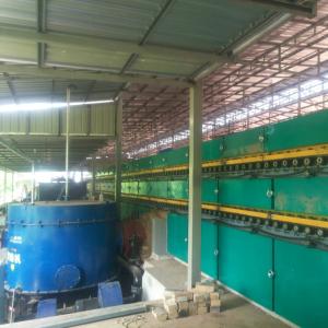 DHS60M Waste Wood Fuel Type Roller Veneer  Drying Machine Description