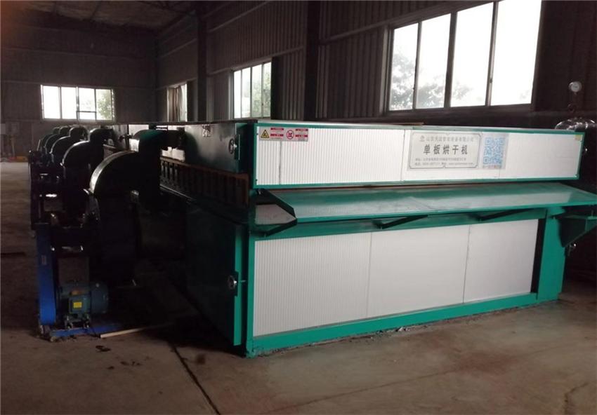 Veneer Drying Machine