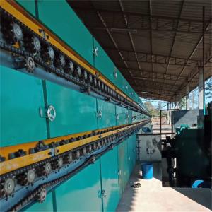 Eucalyptus Veneer Drying Line
