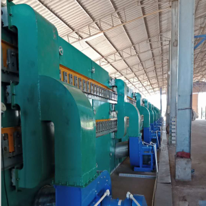 40m 3 Deck Wood Piece Board Drying Machine