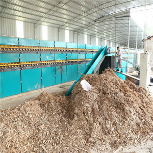 Plywood Core Veneer Dryer Machine
