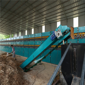Wood Core Veneer Press Dryer for Rubber Wood
