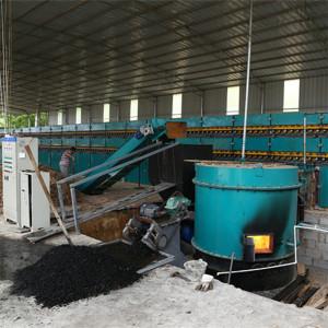 Best Drying Quality and High Efficiency Veneer Dryer Machine
