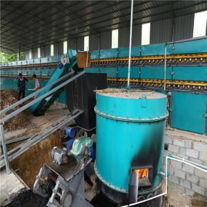 Biomass Roller Type Veneer Dryer