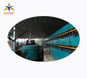 Continuous Core Veneer Dryer Introduction