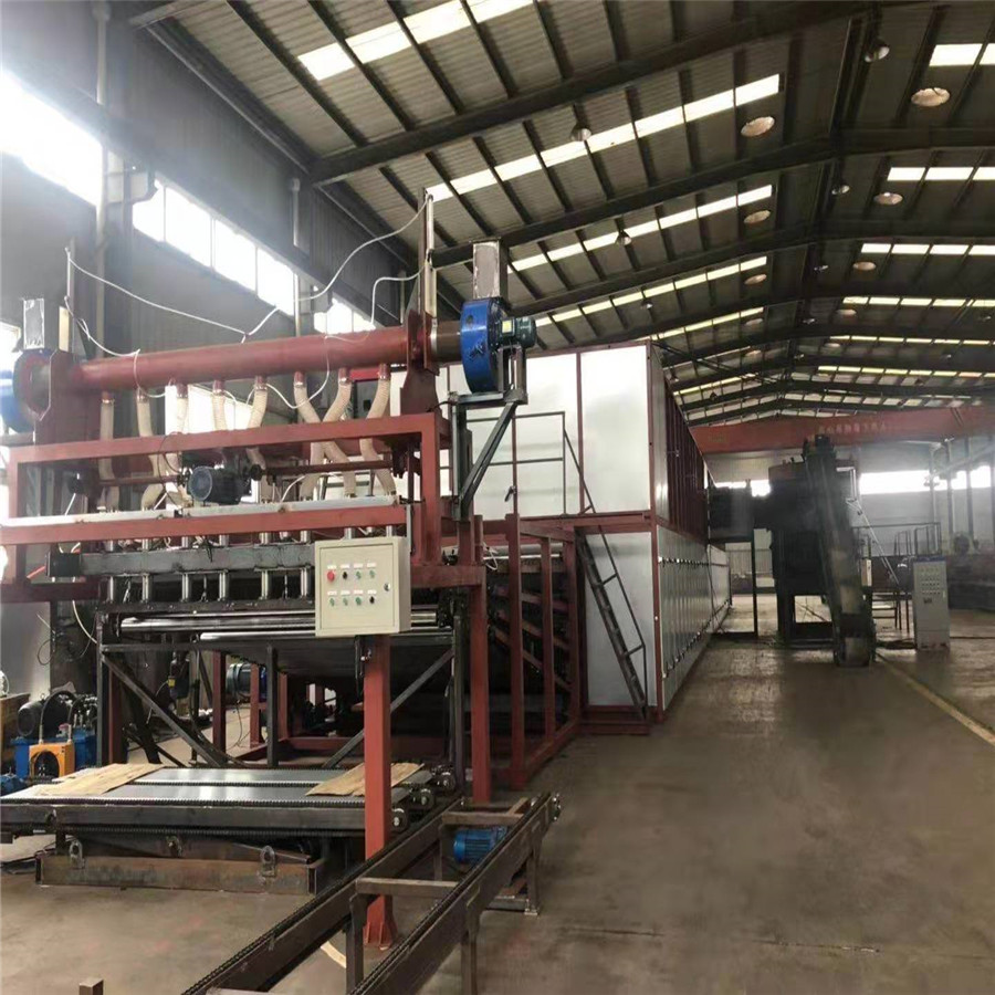 4Deck Veneer Dryer Machine
