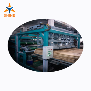 Shine 36M 2Deck Roller Veneer Drying Machine