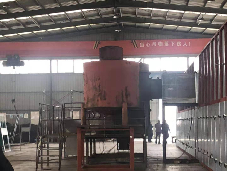 10 Ton Biomass Burner
