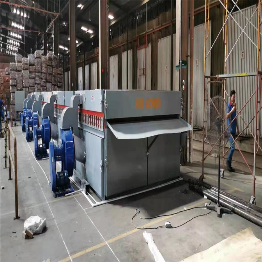 20m 1 Deck Steam Type Veneer Dryer
