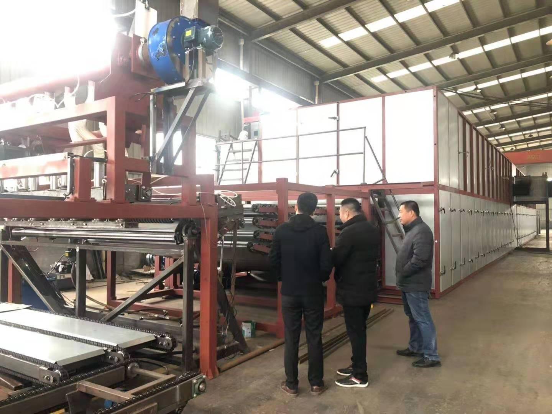 4Deck Veneer Dryer Production