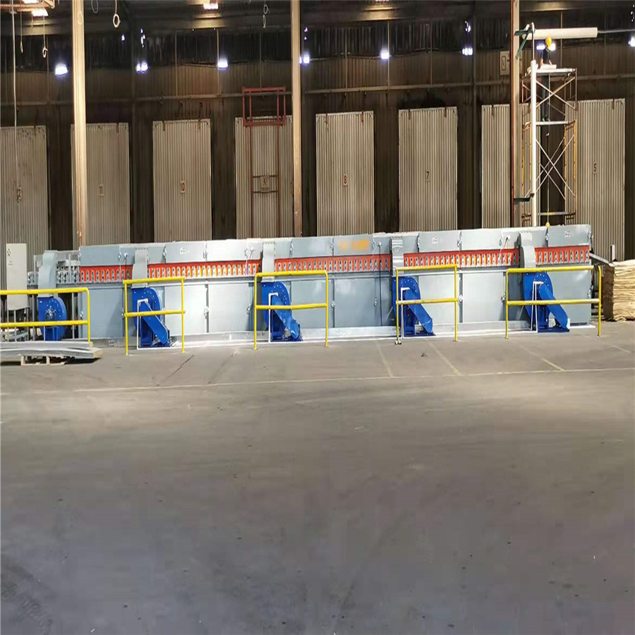 20m 1Deck Veneer Drying Line