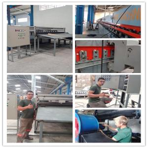 Jet Roller Type Veneer Dryer Operating System