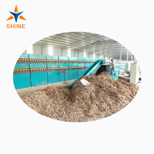 Shine Biomass Veneer Dryer Machine Introduction
