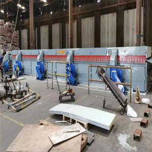 Heat Medium Obtain types of Jet Roller Veneer Dryer