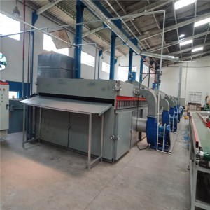 ​24M 1Deck Veneer Drying Machine Introduction