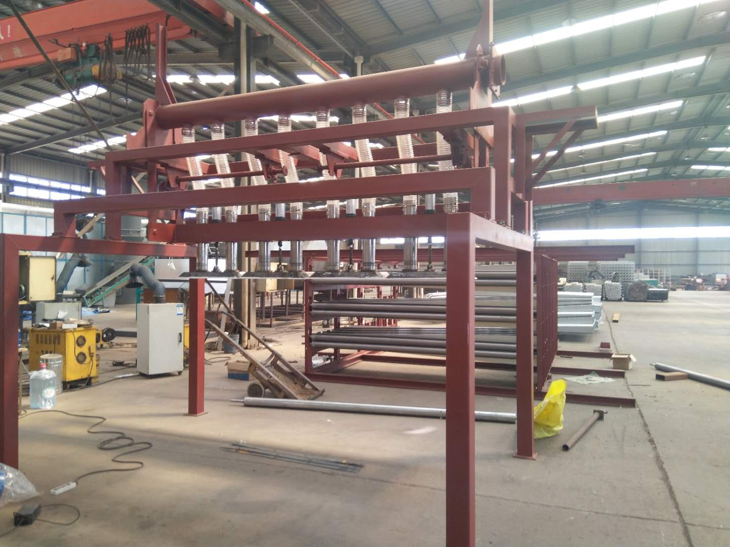 3Deck Veneer Drying Machine