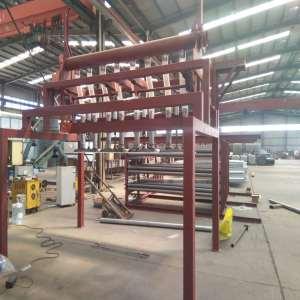 28M 3Deck Veneer Drying Equipments Description