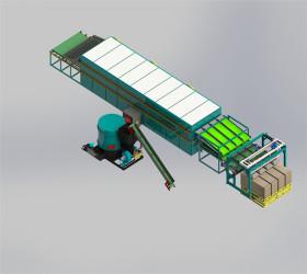 Main Components of Shine Roller Jet Veneer Dryers