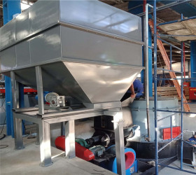 28M 1Deck Veneer Drying Machine Introduction