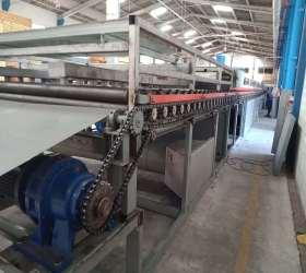 28M 1Deck Biomass Veneer Dryer Machine