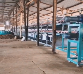 2Deck 44M Veneer Drying Machine Introduction