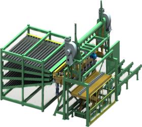 3 Deck 20M Veneer Roller Dryer