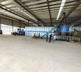 Shine Biomass Veneer Drying Machine Introduction