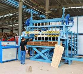 4Deck 24M High Capacity Veneer Roller Dryers