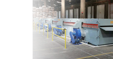 Roller Core Veneer Dryer