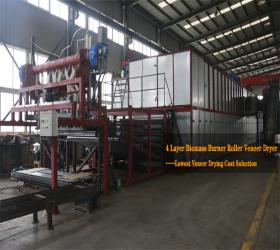 Highest Production Capacity Veneer Dryer Introduction