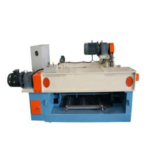 4 Feet Veneer Peeling Machine Introduction