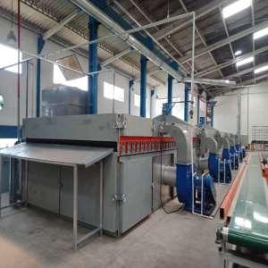20M 1Deck Veneer Dryer Machine Introduction