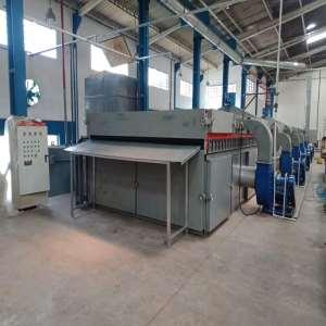 Shine 20M 1Deck Veneer Roller Dryer Machine Introduction