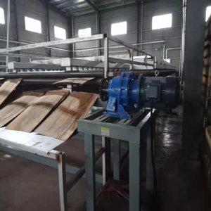 2Deck 36M Veneer Roller Dryer Equipments Introduction