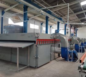 china veneer dryer line core veneer dryer machine for plywood